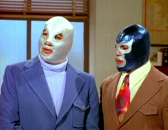 Image result for El Santo Blue Demon