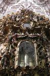 entrance to Santa Prisca