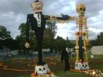 giant dolls UNAM