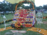 Day of the Dead altar UNAM