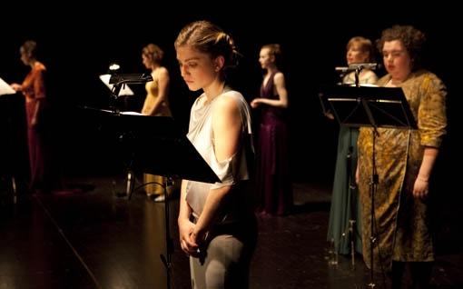 Sirens - soho theatre Reinhout Hiel